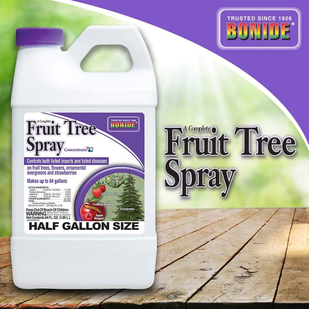 Bonide (BND204) - Fruit Tree Spray Concentrate (64 oz.) by Bonide