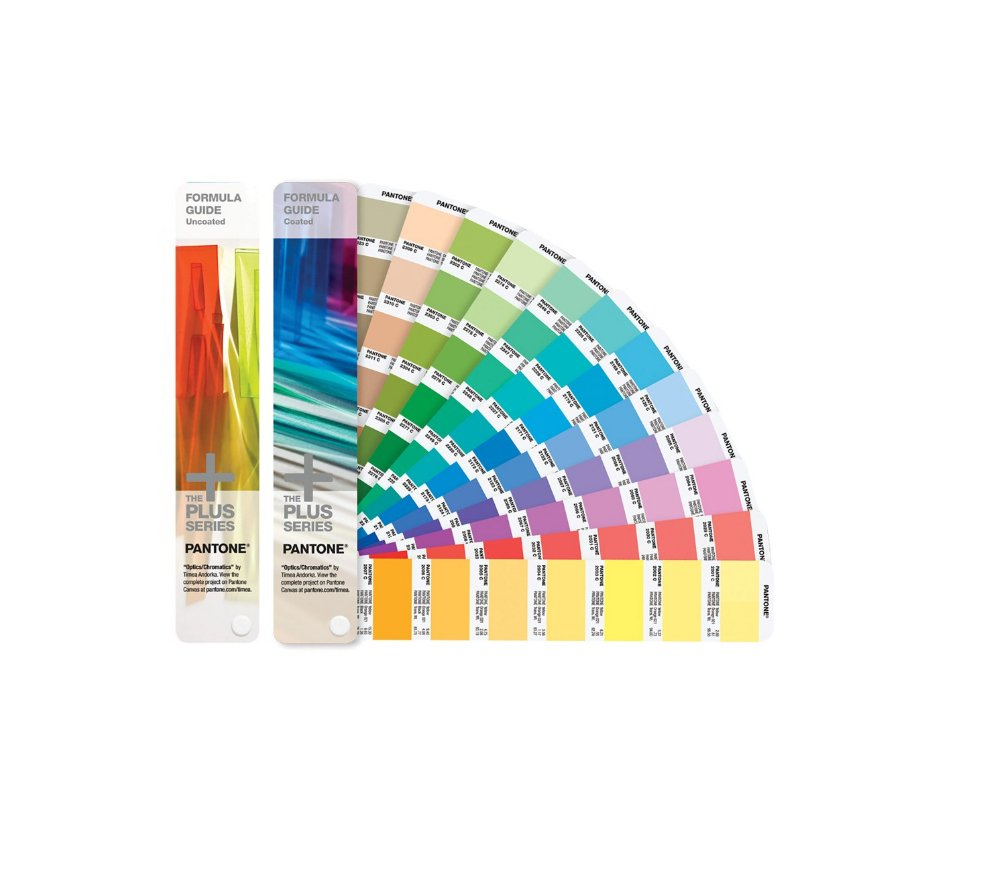 Famoso PANTONE GP1501 Plus Series Formula Guide Coated and Uncoated  JT03