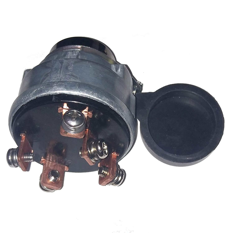 Friday Part Ignition Switch 66711-55130 for Kubota B20 B4200D B5100D B5100E B6100D B6100E B6200D B6200E B6200HSTE B7100HST B7200D B7200HSTD B8200 B8200EP B9200HST