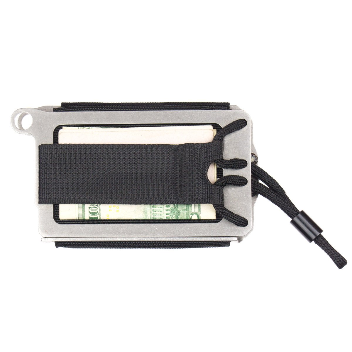 841fd19afd62 Amazon.com  Trayvax Axis Wallet (Tumbled Stainless)  Electronics