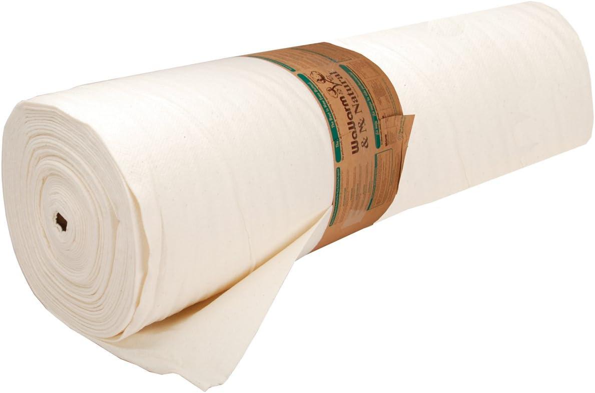 WARM COMPANY Warm and Natural Cotton Batting Crib by The Yard 45-Inch by 40-Yard