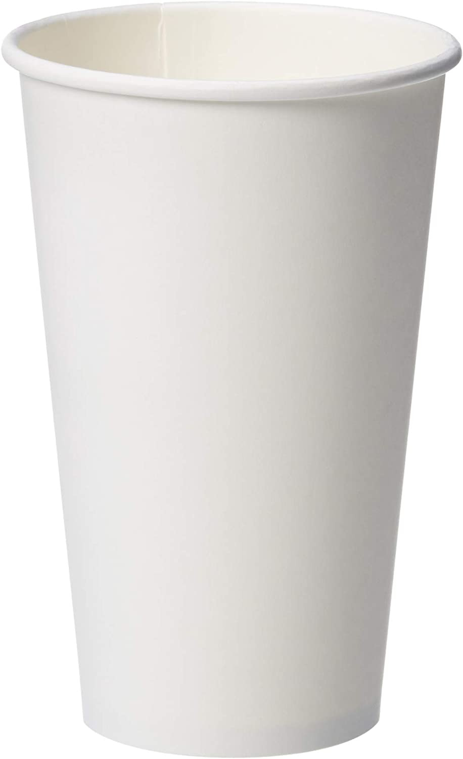 AmazonBasics Compostable 16 oz. Hot Paper Cup, Pack of 500