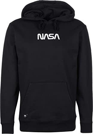 Vans X NASA Hoody Black White Größe: S Farbe: Black: Amazon.de ...