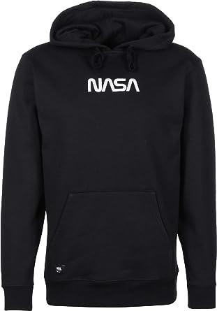Vans x Nasa - Hoodie - Space Voyager - Black (XL): Amazon.co.uk ...