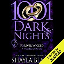 Forever Wicked Audiobook by Shayla Black Narrated by Christian Fox