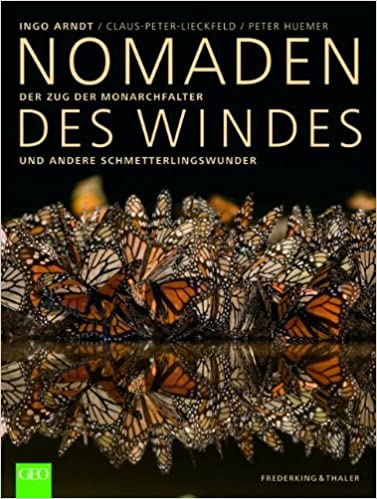 Nomaden des Windes: Der Zug der Monarchfalter und andere ...