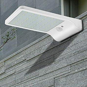 Garden Mile Packung Zu 2 Modern Weiss Solarlampen Garten Beleuchtung