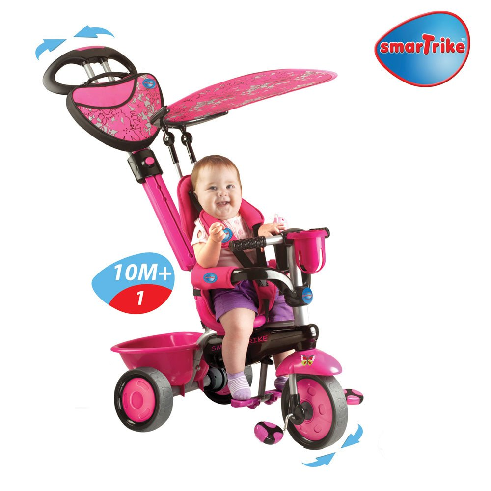 sc 1 st  Amazon.com & Amazon.com: Smart Trike Zoo 3 In 1 Butterfly: Toys u0026 Games