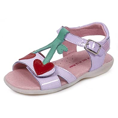Agatha Ruiz de la Prada Girls' Cerise 152935 Low purple Size: 5 Child UK