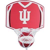 Indiana Hoosiers Mini Basketball and Hoop Set
