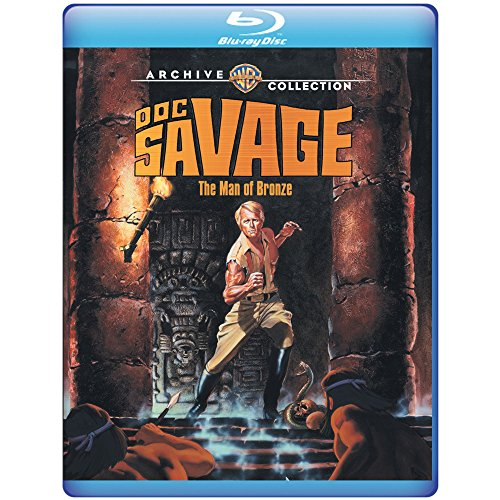 Doc Savage: The Man of Bronze [Blu-ray]