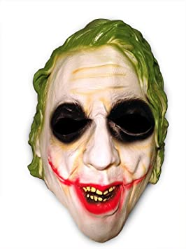 shoperama gauner látex Máscara de Carnaval Halloween Disfraz de Accesorios schurke Hombre: Amazon.es: Juguetes y juegos