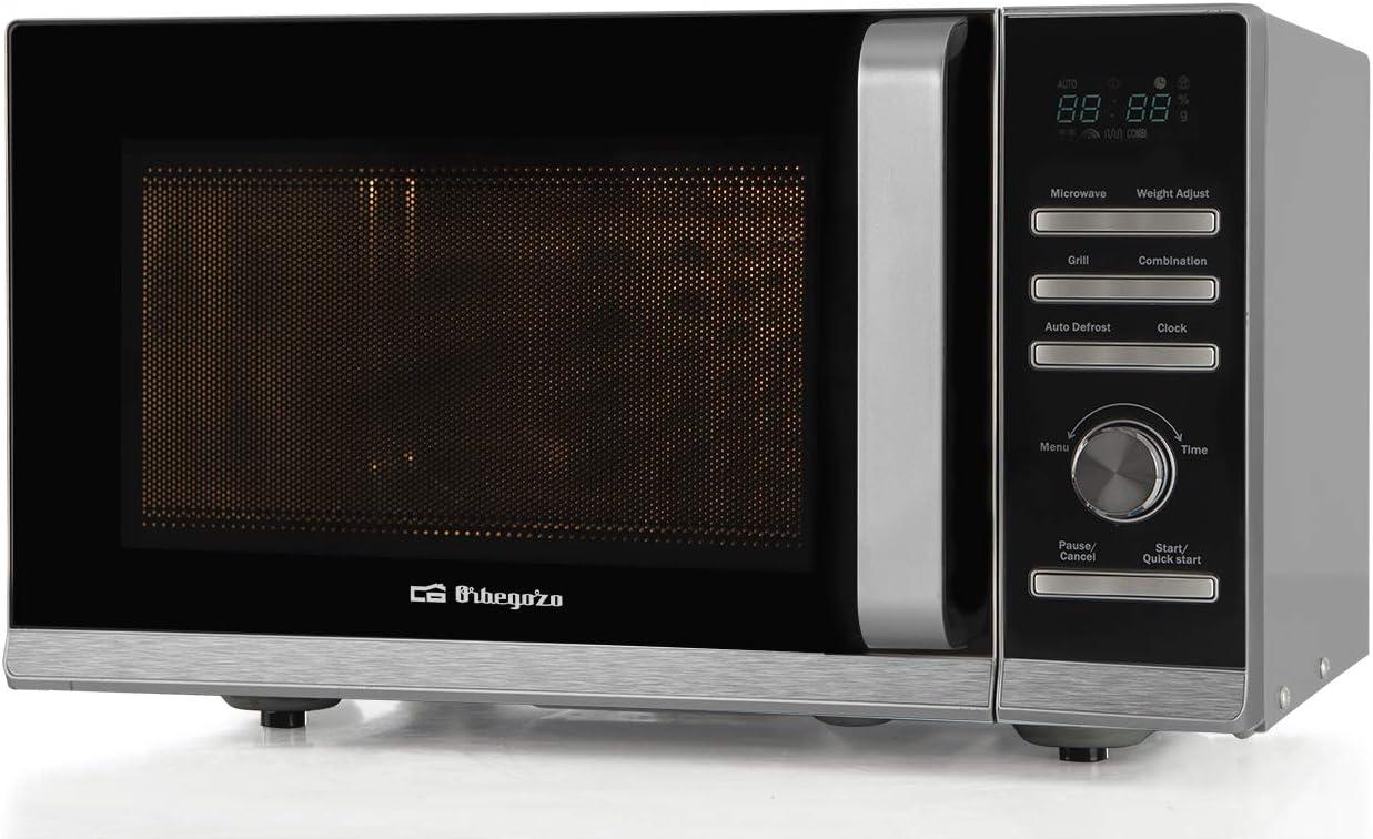 Orbegozo MIG 2327 A - Microondas con grill, 23 litros de capacidad ...