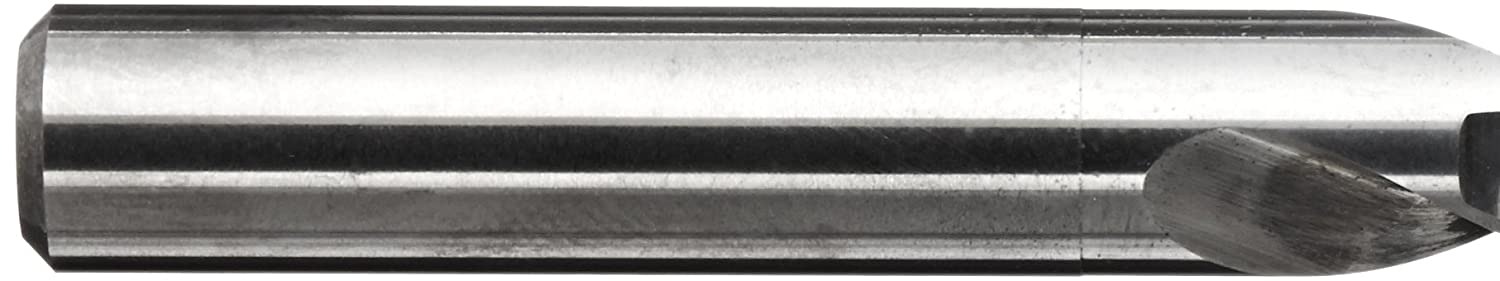 Straight Shank 29//128 Diameter x 3 Length 118 Degree Pack of 1 YG-1 D5412 Carbide Twist Jobber Drill Bit Slow Spiral Uncoated Finish #1 Size