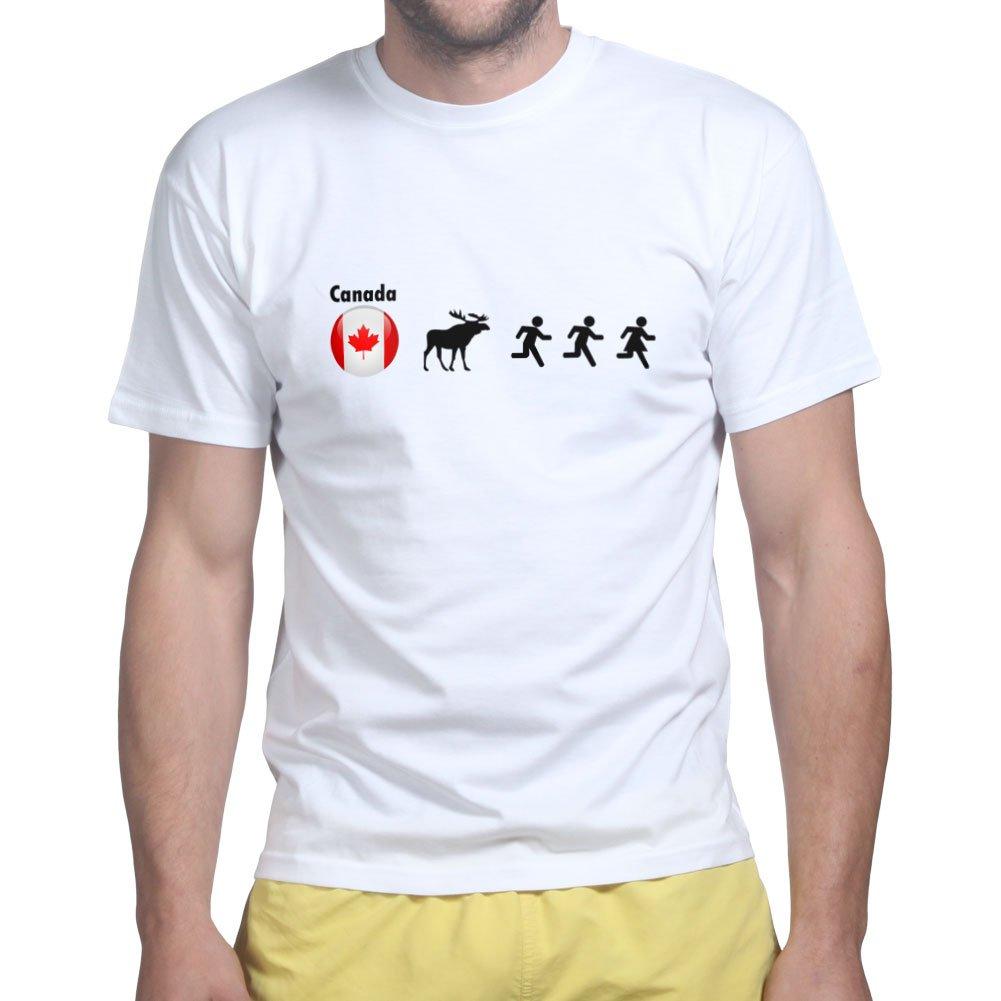 28168e0f3 Funny Canada T-Shirts - CafePress