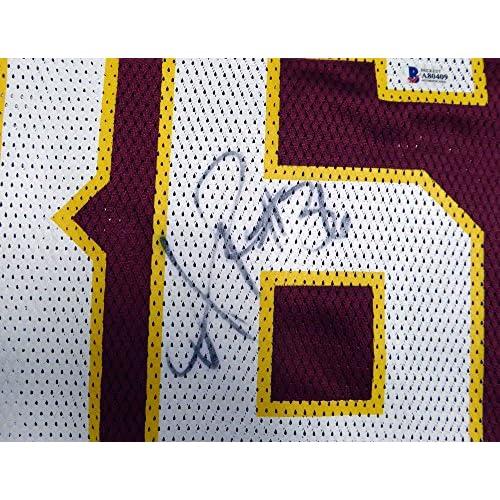 size 40 31cca d40ad Washington Redskins Sean Taylor Autographed Reebok Jersey ...