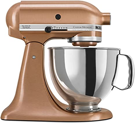 KitchenAid 5KSM150 - Robot de cocina (Cobre, Acero inoxidable, 50/60 Hz): Amazon.es: Hogar
