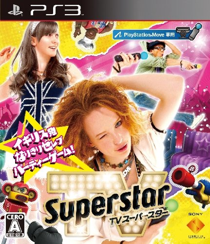 Sony TV Superstars for PS3