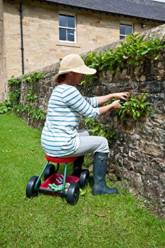 Garden Stool on Wheels - The Sit On Gardening Seat Amazon.co.uk Kitchen u0026 Home & Garden Stool on Wheels - The Sit On Gardening Seat: Amazon.co.uk ... islam-shia.org