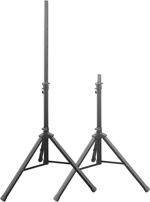 2 Stück Boxenständer Stativ Ständer Für Audio Boxen Elektronik