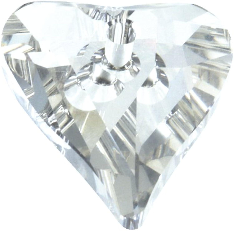 Swarovski Corazón{6240}, 27 mm de cristal