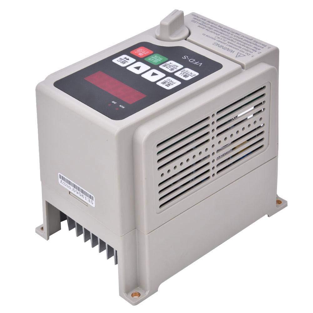 Convertitore di frequenza di uscita trifase con ingresso monofase con variatore di frequenza 220V VFD 1.5KW