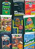 football cards rare - 600 OLD VINTAGE MULTI SPORT BASEBALL FOOTBALL BASKETBALL HOCKEY CARDS ~ SEALED WAX PACKS ESTATE SALE WAREHOUSE FIND INVESTMENT BOX! TOPPS FLEER DONRUSS UPPER DECK SCORE AND MORE!!!