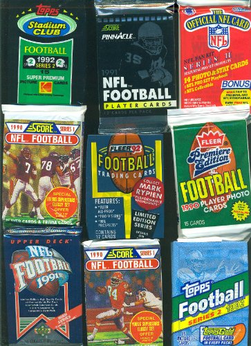 600 OLD VINTAGE MULTI SPORT BASEBALL FOOTBALL BASKETBALL HOCKEY CARDS ~ SEALED WAX PACKS ESTATE SALE WAREHOUSE FIND INVESTMENT BOX! TOPPS FLEER DONRUSS UPPER DECK SCORE AND MORE!!!
