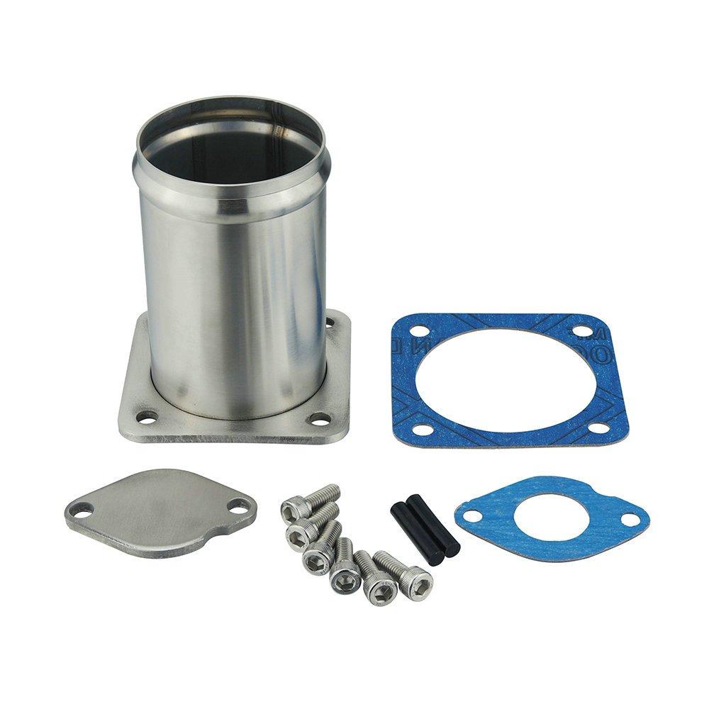 Heinmo Auto Car CNC Valve blanking plate/ Removal kit for DISCOVERY 2 & DEFENDER TD5 EGR Heinmo Plus