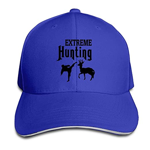 Extreme Hunting Sarcastic Ninja Hunter Classic Cotton Hat ...
