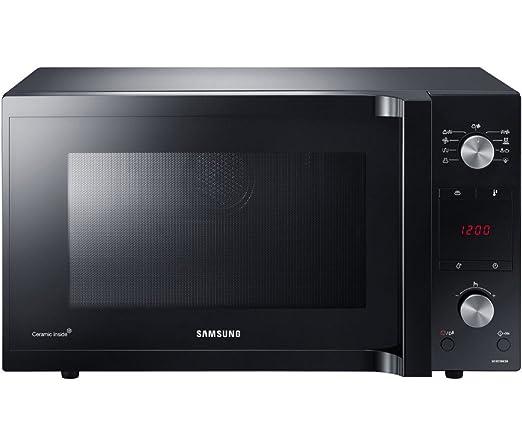 Samsung MC455TCRCBB/EF Encimera 45L 1550W Negro - Microondas ...