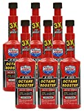 Lucas Octane Booster (15 oz.)-6 Pack