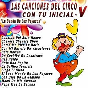 .com: Chevere Chevere Chon: La Banda De Los Payasos: MP3 Downloads