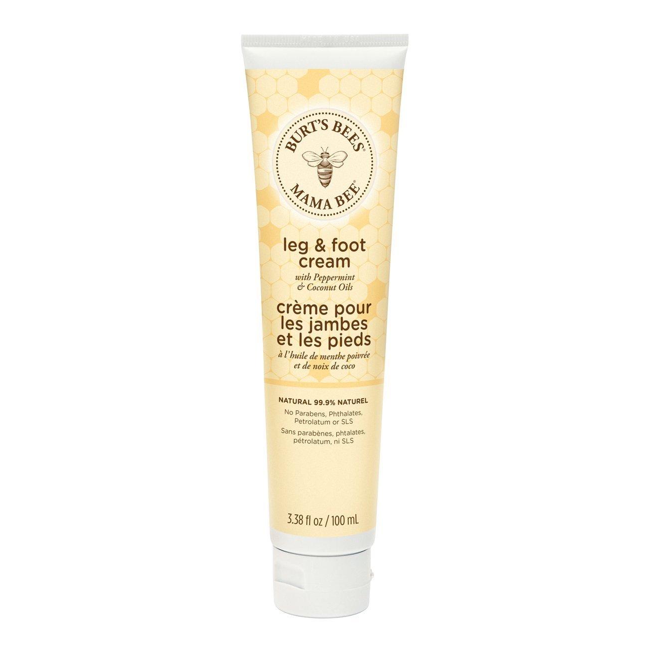 burt' S Bees Mama Bee Leg and Foot Cream, 100 ml 100ml Burt' s Bees 89840-14
