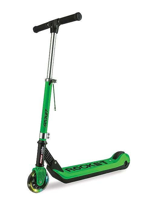 Ninco - Ninco Wheels Scooter E-Scooter JR Rocket Green ...