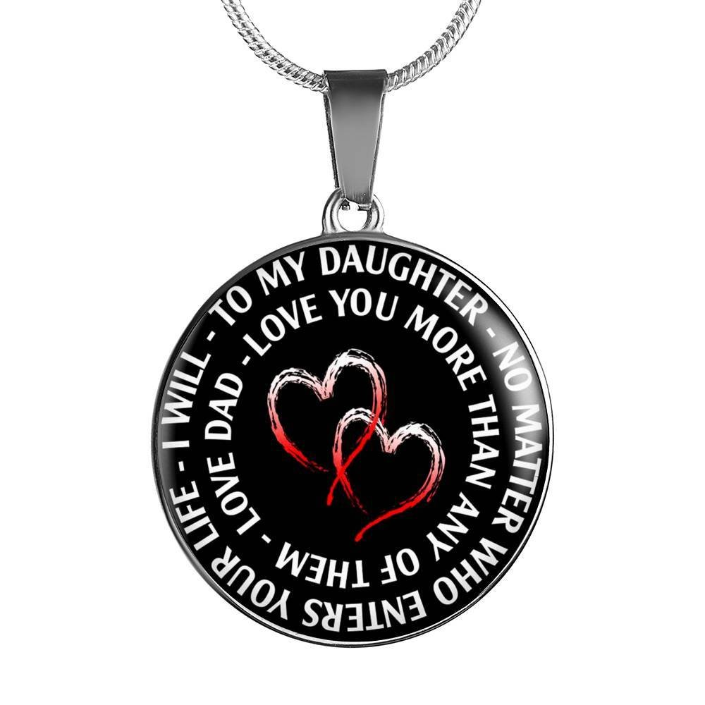Perfect Happy Birthday Gift For Your Child//Children On Xmas Inspiration Sayings For Her 2 Light Gifts Meaningful Quote To My Daughter Necklace Pendant Birthday