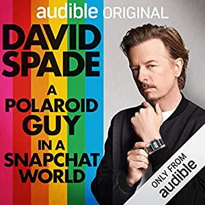 A Polaroid Guy in a Snapchat World