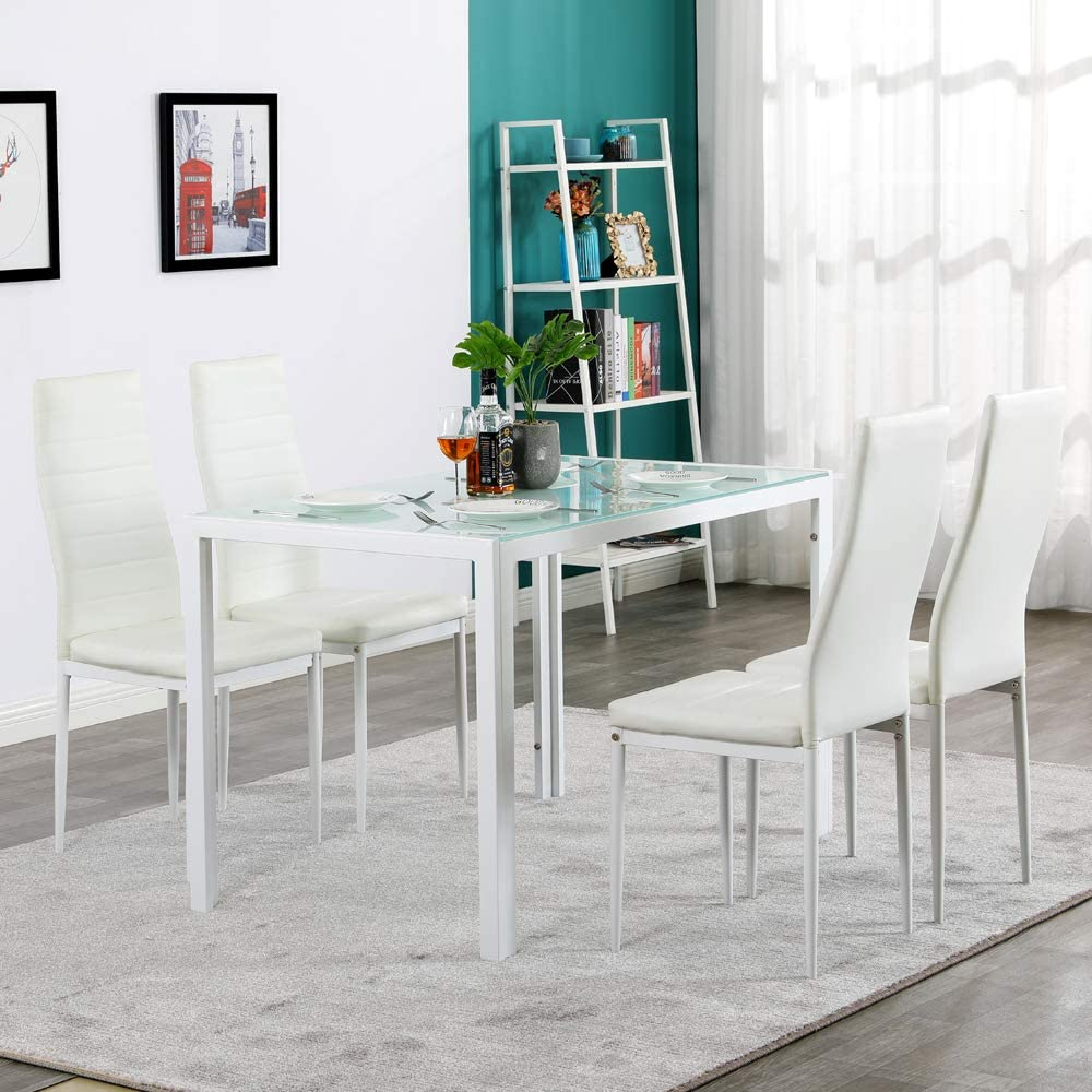 Bonnlo Dining Set Dining Table and Chairs