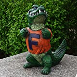 Stone Mascots - University of Florida Gator ''Albert'' College Stone Mascot