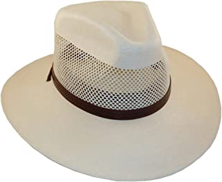 product image for Head 'N Home Natural Straw Florence Golf Hat
