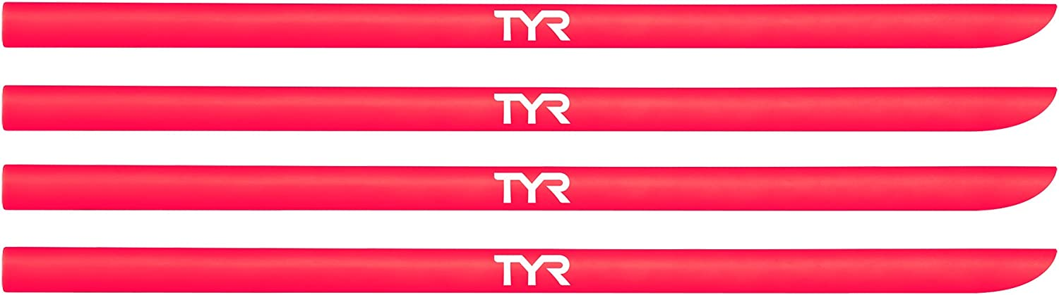 TYR Elastic for Stick Pink Flash