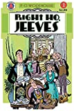 Book cover from Right Ho, Jeeves #1: A Binge at Brinkley by P G Wodehouse