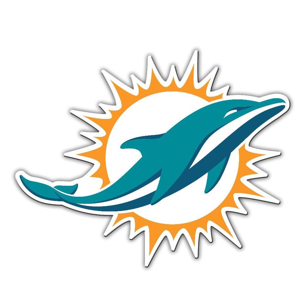 NFL Miami Dolphins Logo Magnet