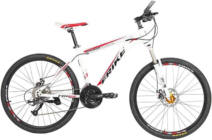 Bicicleta de Montaña,30V, Unisex Adulto, Doble Freno Disco,C: Amazon.es: Deportes y aire libre