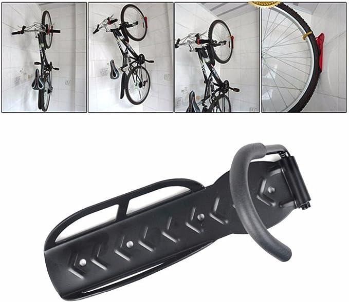 Bike Rack Hook Wall Mount Hanger Wheel Holder Display Storage Brackets MTB Park