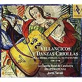 Villancicos y Danzas Criollas de la Iberia Antigua