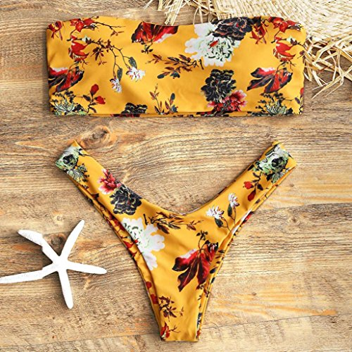 Halter Reggiseno Bikini Donne Costumi Piscina Push Due Sexy Set Costume Donne Da Donna Bagno Beachwear Sportivi Mare Styledresser Halter Up Spiaggia Costume Imbottito Pezzi Bikini 5tYtRnqCwr