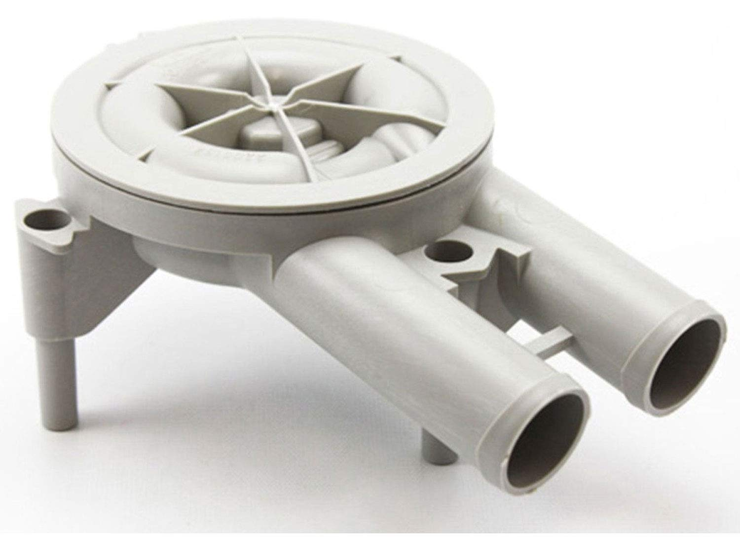 Washer Water Pump that works with Amana LW8203W2 (PLW8203W2 A) by Washer Parts (Image #1)