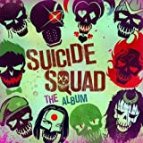 [SUICIDE SQUAD : THE ALBUM] 2016 Movie O.S.T CD Package Sealed