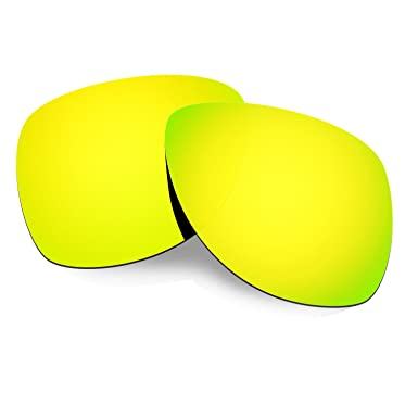 HKUCO Transparent Yellow Polarized Replacement Lenses For Oakley Jawbone Sunglasses 2HlBbGIB